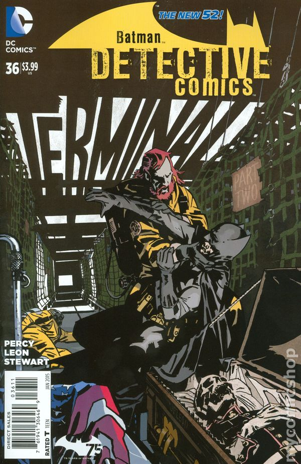 Detective Comics #36A