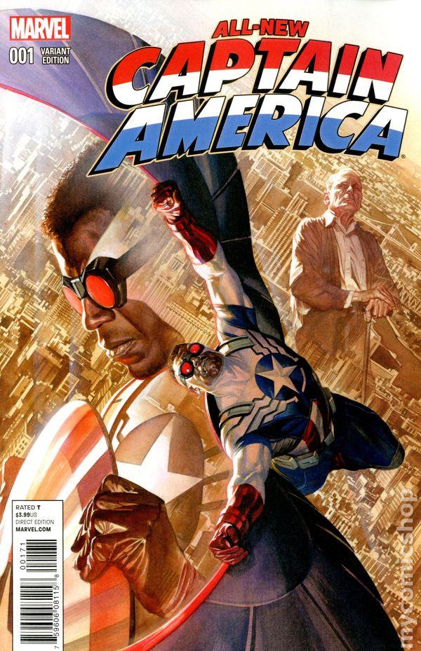 All New Captain America #1C