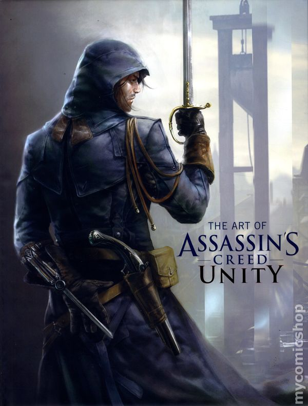 Assassin's Creed Unity Dead Kings - The Book Thief ...