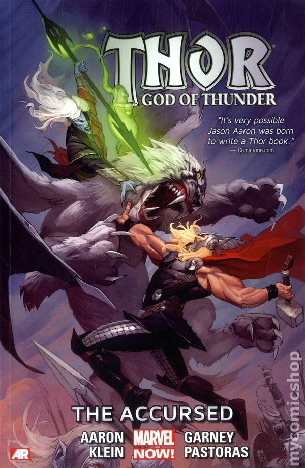 Thor God of Thunder TPB (2014-2015 Marvel NOW) comic books  Thor
