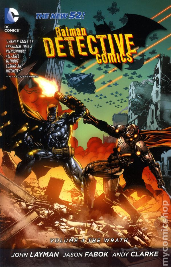 batman detective comics tpb 2013 dc comics the new 52