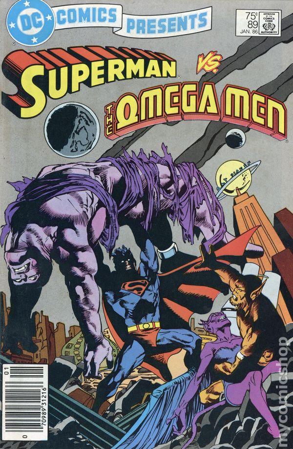 DC Comics Presents (1978 DC) Mark Jewelers 89MJ 3e90f6e02c