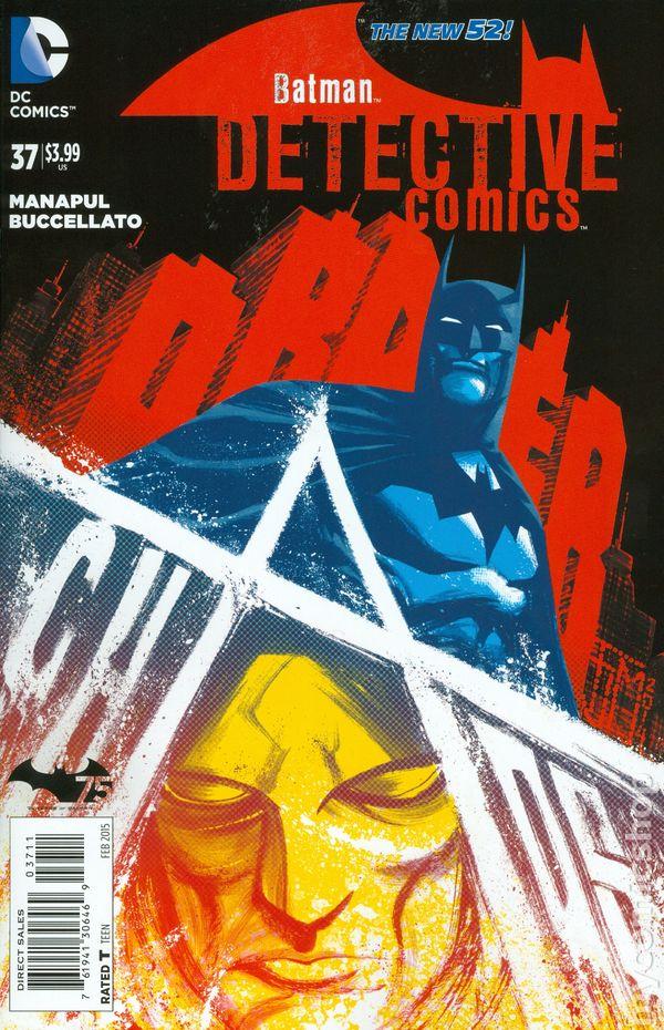 Detective Comics #37A