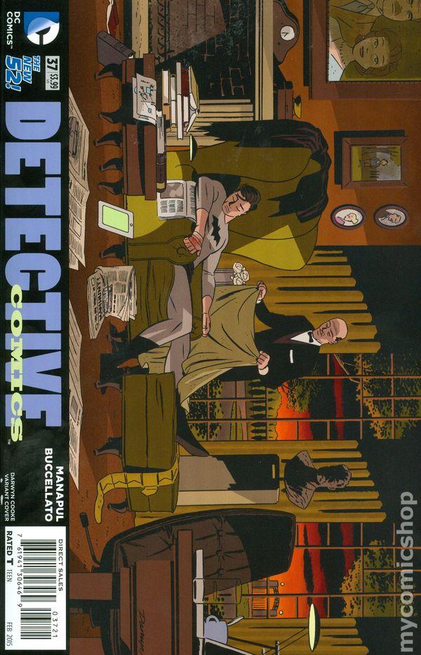 Detective Comics #37B