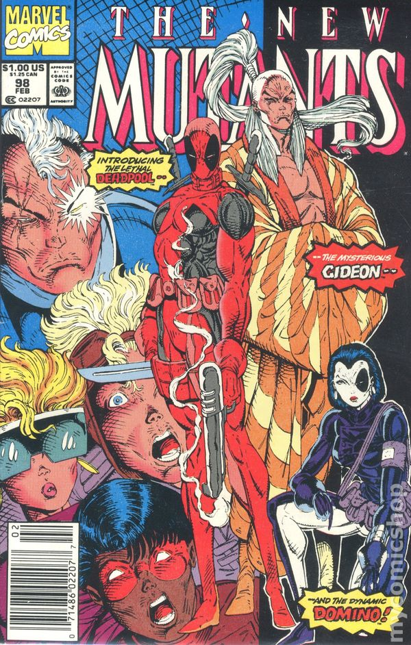 Image result for new mutants 98