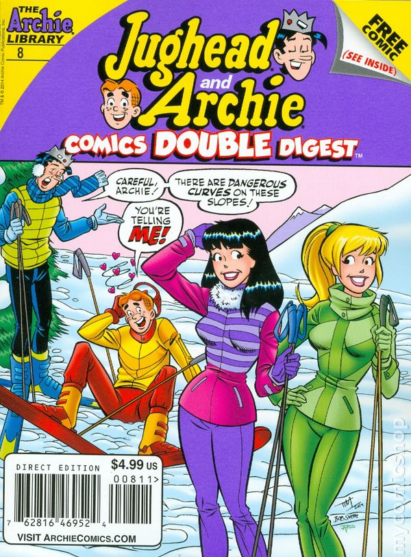 Jughead And Archie Double Digest 2014 Comic Books
