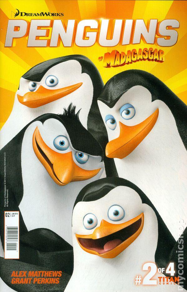 Penguins Of Madagascar 2014 Volume 3 2