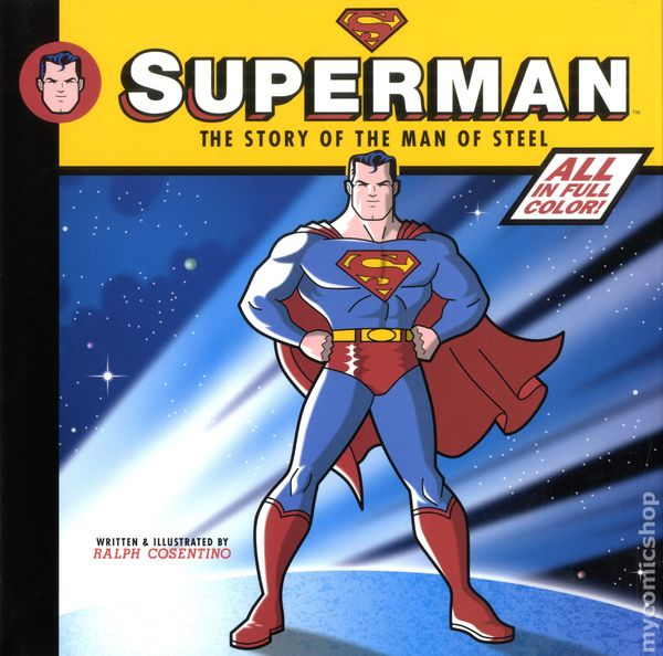 superman the history of the man of steel This page contains information about superman: man of steel (volume 1) superman: the man of steel was published from july of 1991 until march of 2003 it was one of four monthly superman.