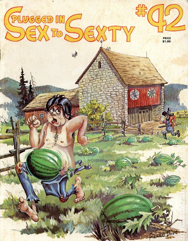 Sex to sexty issue 25