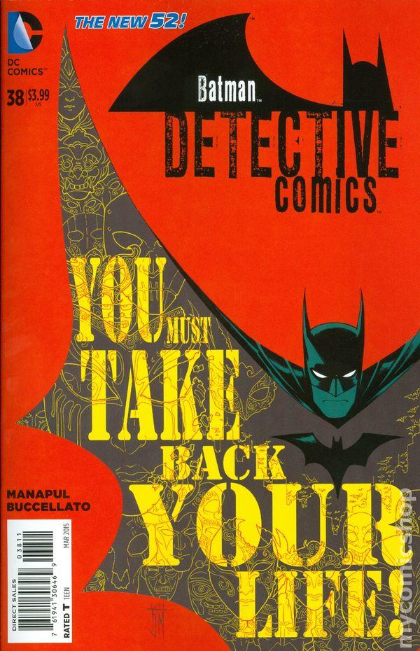 Detective Comics #38A
