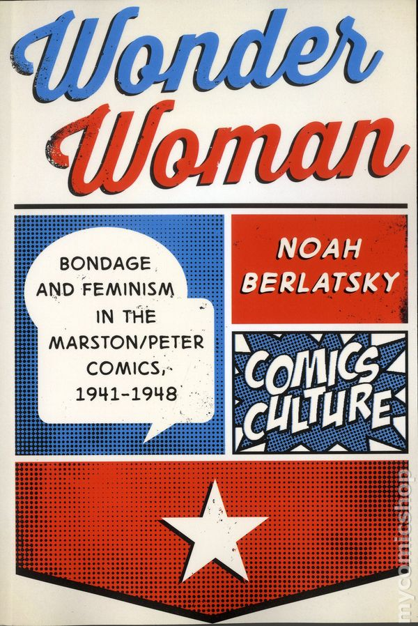 Wonder Woman Bondage And Feminism In The Marstonpeter -9689