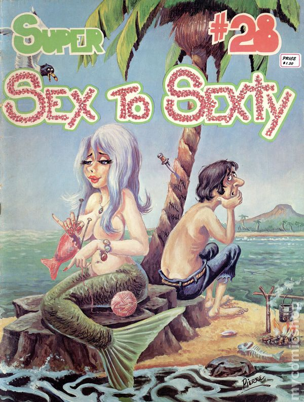 Sex to sexty cover list
