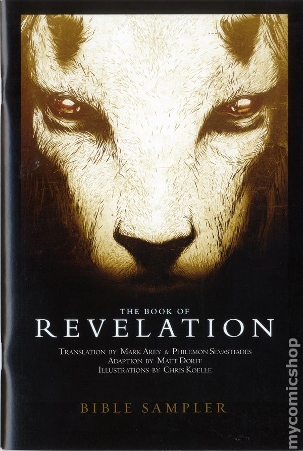 book of revelations and 2012