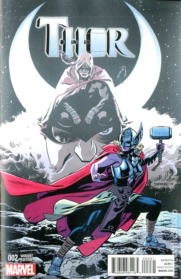 thor 2014 4th series comic books