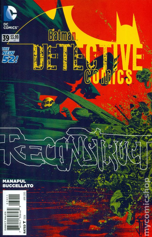 Detective Comics #39A