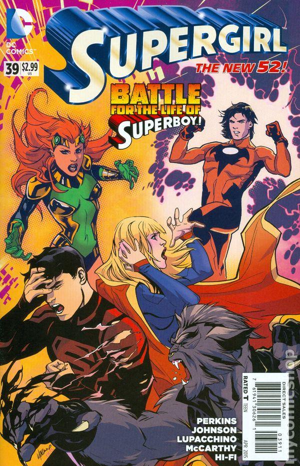 Supergirl #39 December 1999 DC Comics