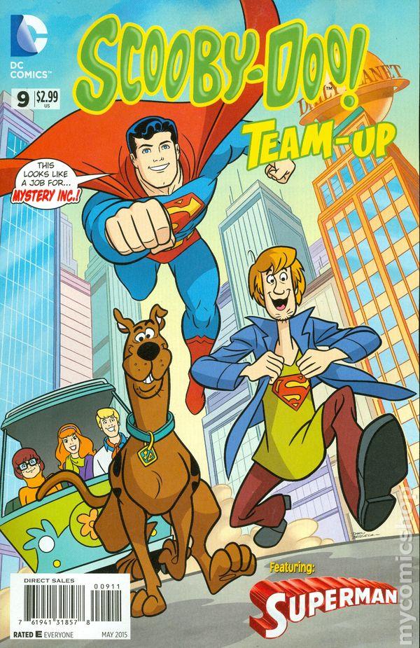 Team-Up #46 DC NM Comics Book Scooby-Doo