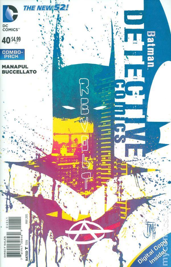 Detective Comics #40COMBO