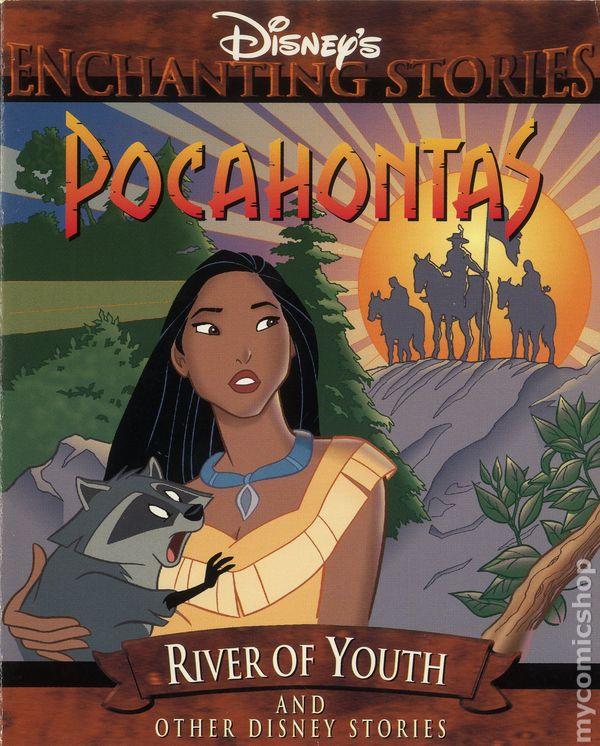 Book Cover White River : Pocahontas comic books issue