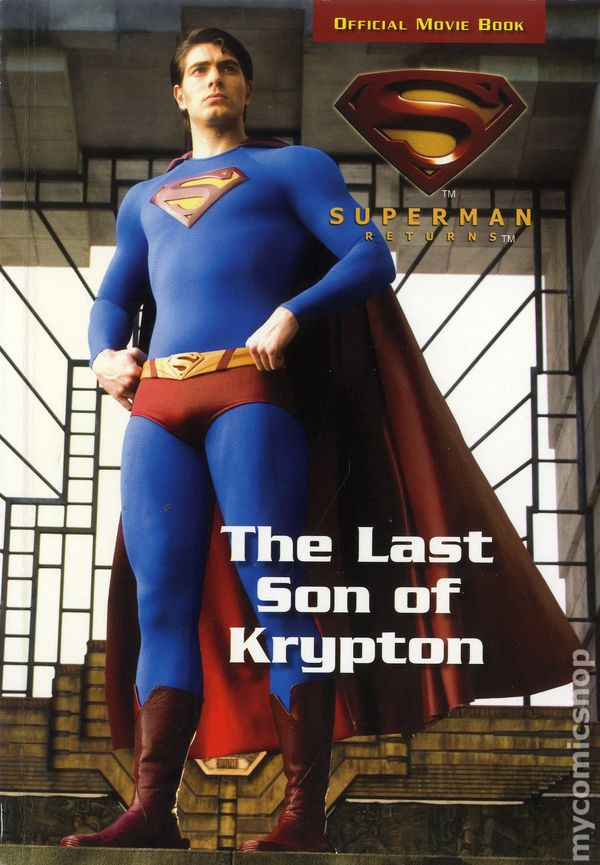 superman returns author - photo #11