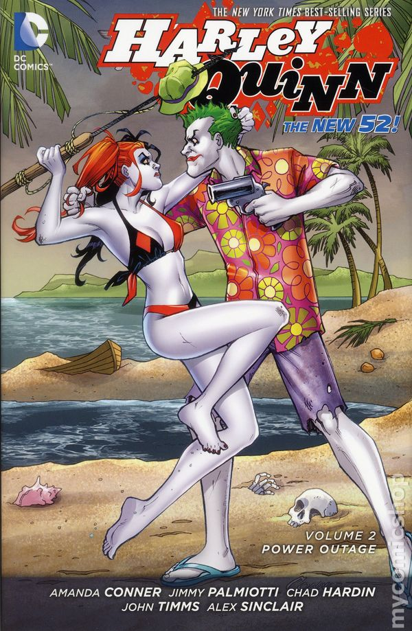 Harley Quinn HC (2014-2017 DC Comics The New 52) comic books ca44f0eeba