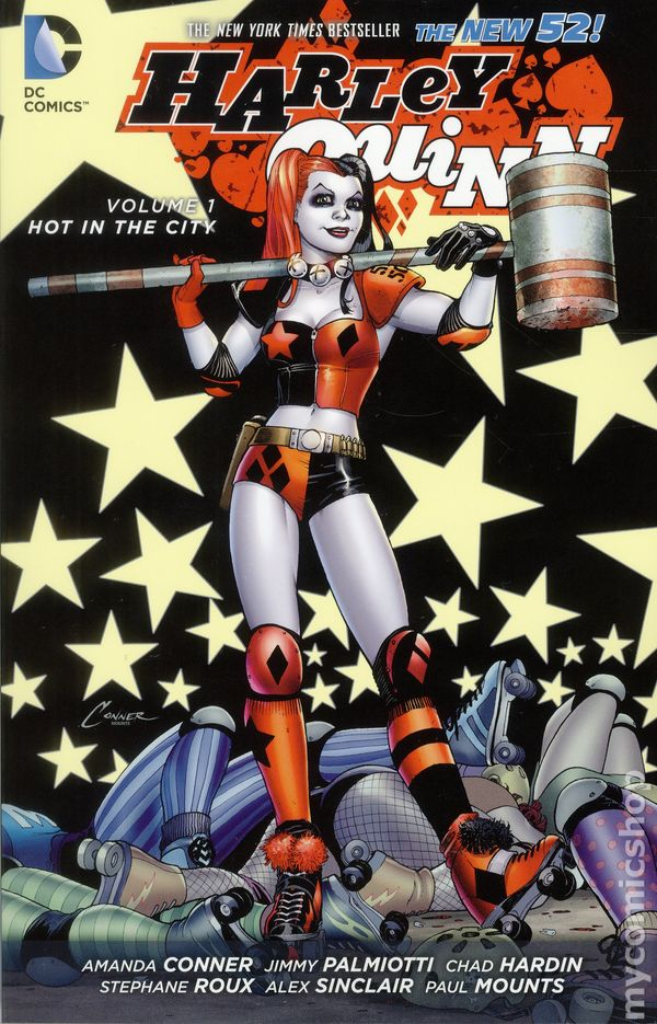 Harley Quinn TPB (2015-2017 DC Comics The New 52) comic books bf4a5b289b