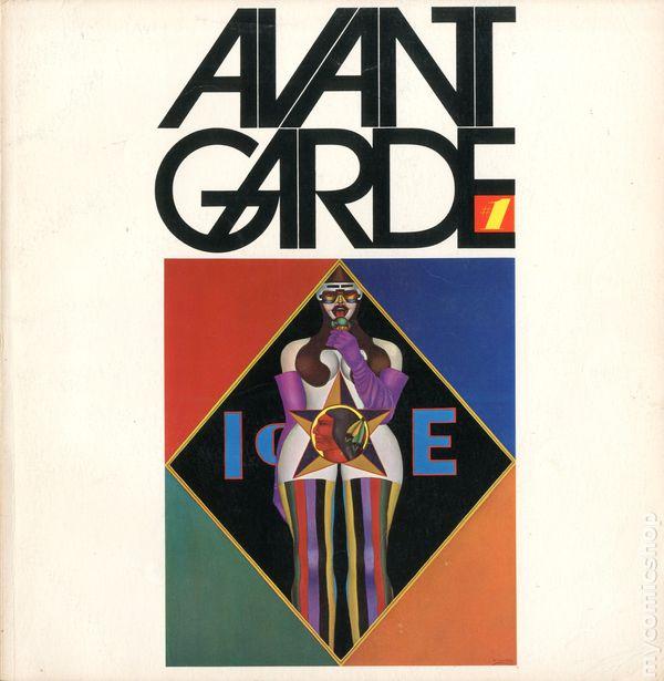 #7 AVANT GARDE magazine