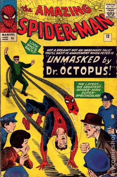 Amazing Spider-Man #12 1:10 1st App LEOPARDON Variant Marvel Comics NM//M 2015