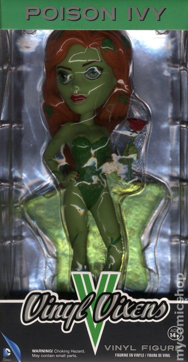 Classic DC Poison Ivy Action Figure Funko Vinyl Vixens