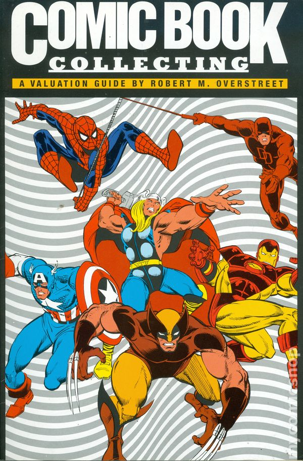 Gemstone publishing, inc. The overstreet comic book price guide.