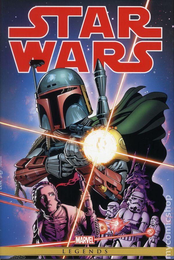 Star Wars The Original Marvel Years Omnibus HC #2A-1ST