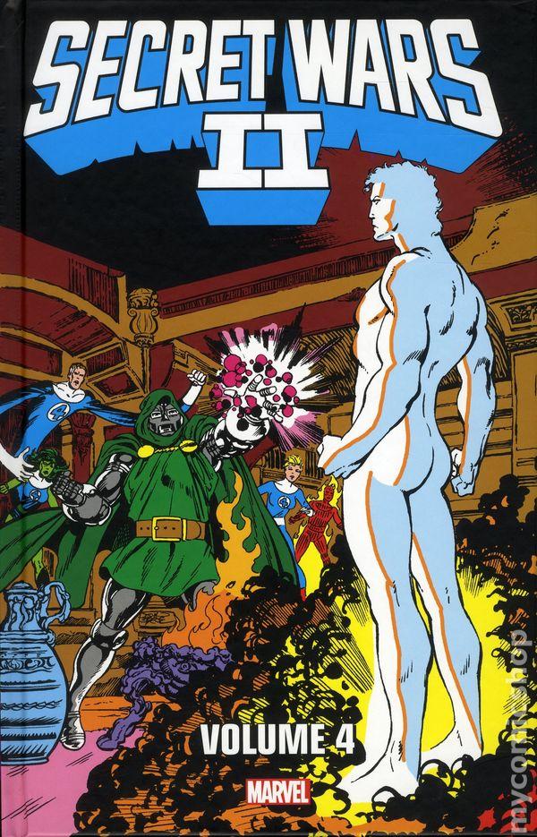 Comic Books In Secret Wars Ii
