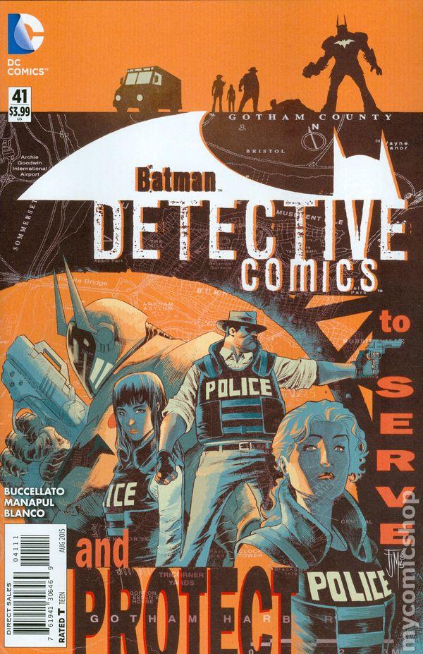 Detective Comics #41A