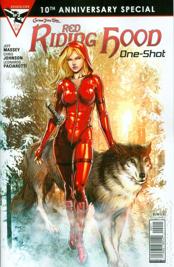 Grimm Fairy Tales Little Red Riding Hood Grimm Fairy Tal...