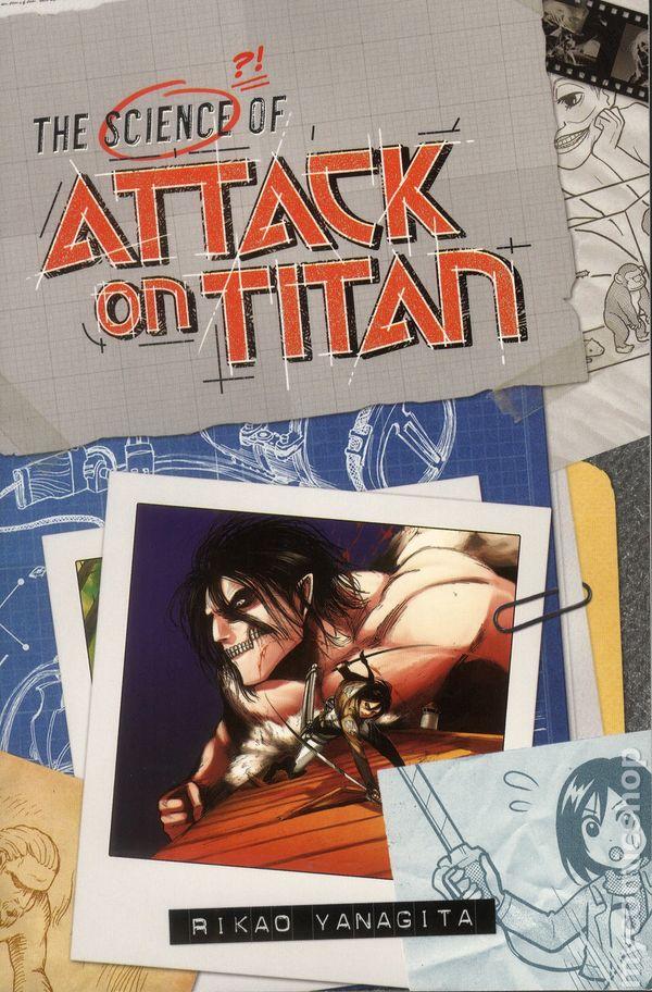 Science of Attack on Titan SC (2015 Kodansha) comic books