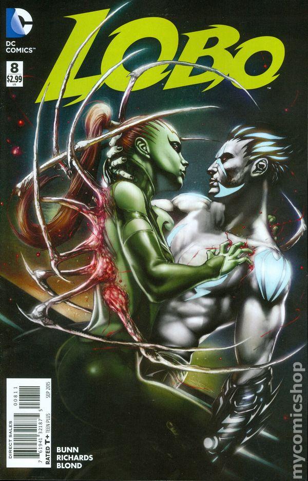 lobo  2014 dc  comic books