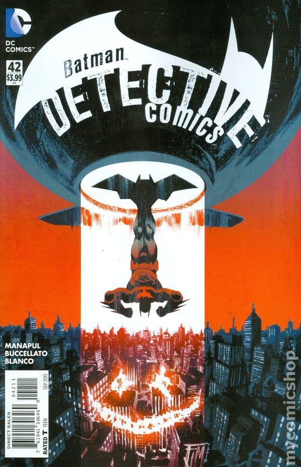 Detective Comics #42A