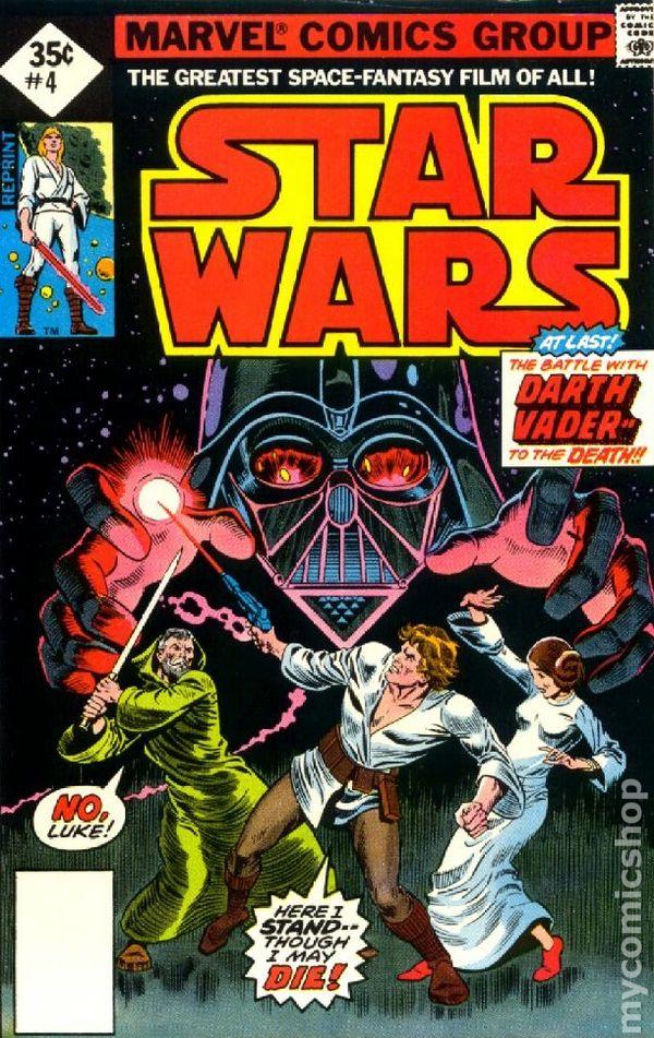 STAR WARS #41 Original Marvel Series 1980 VF Direct Edition
