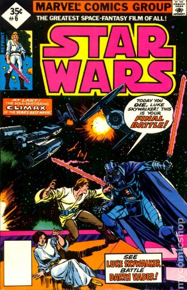 Cool! UK Classic Star Wars Comic High Grade Star Wars Weekly #34 VF-NM