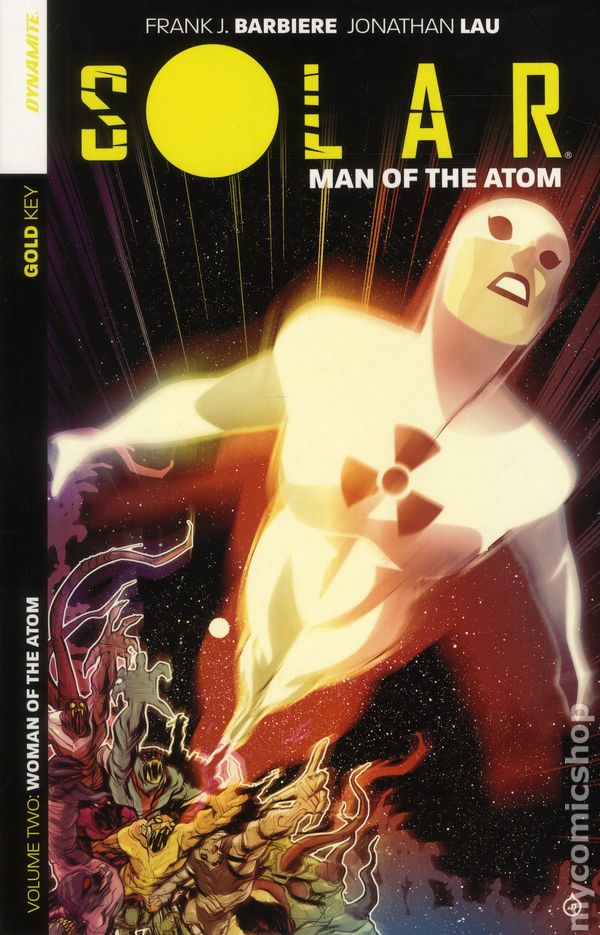 Solar, Man of the Atom Vol 1 | Valiant Comics Database ...