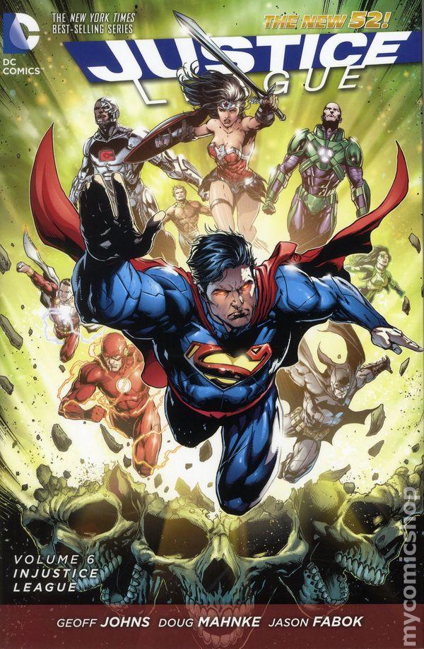 Dc Comics Justice League : Justice league hc dc comics the new comic books