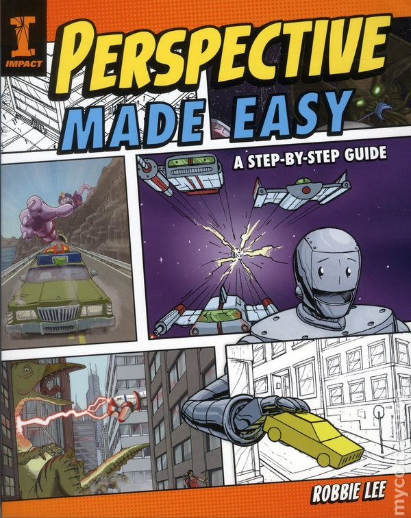 Comic books in art book perspective made easy sc 2015 impact a step by step guide 1 fandeluxe Gallery
