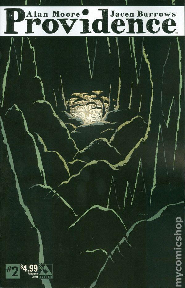 Cover E VFN `17 Moore// Burrows Providence #12