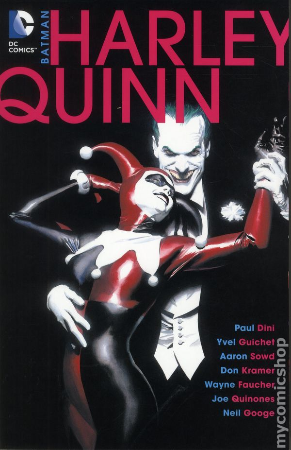 Harley Quinn comic books issue 1 2013-2015