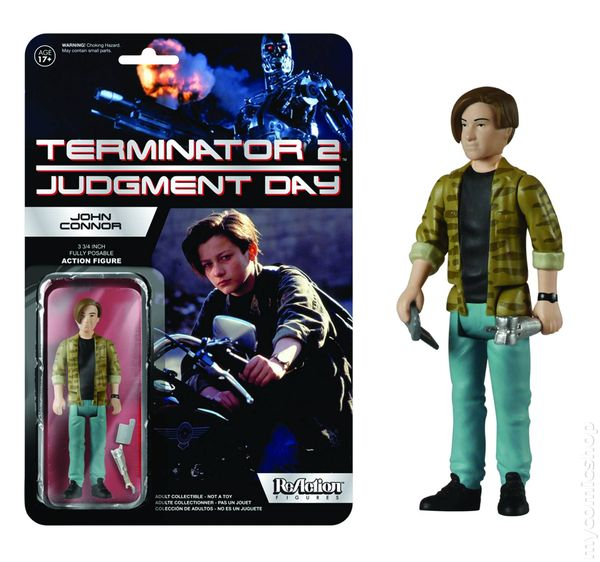 Terminator  Judgment Day  Black Dog