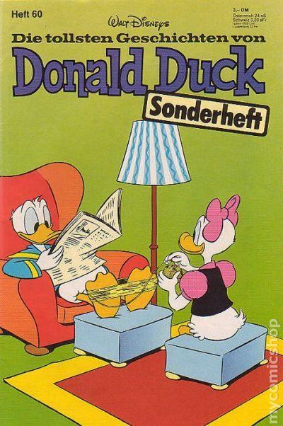 großmutter von donald duck