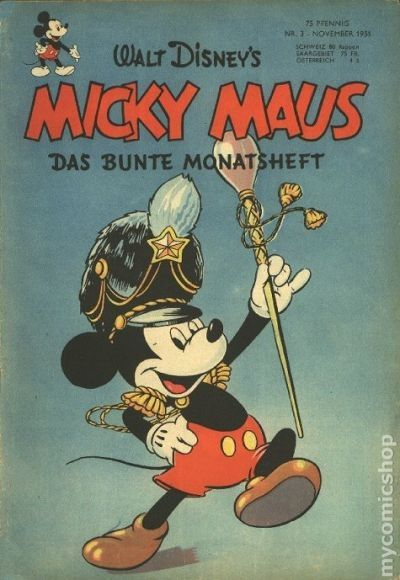 miky maus deutsch