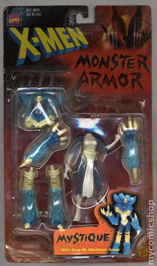 X Men 2000 Mystique Marvel Super Heroes Ac...