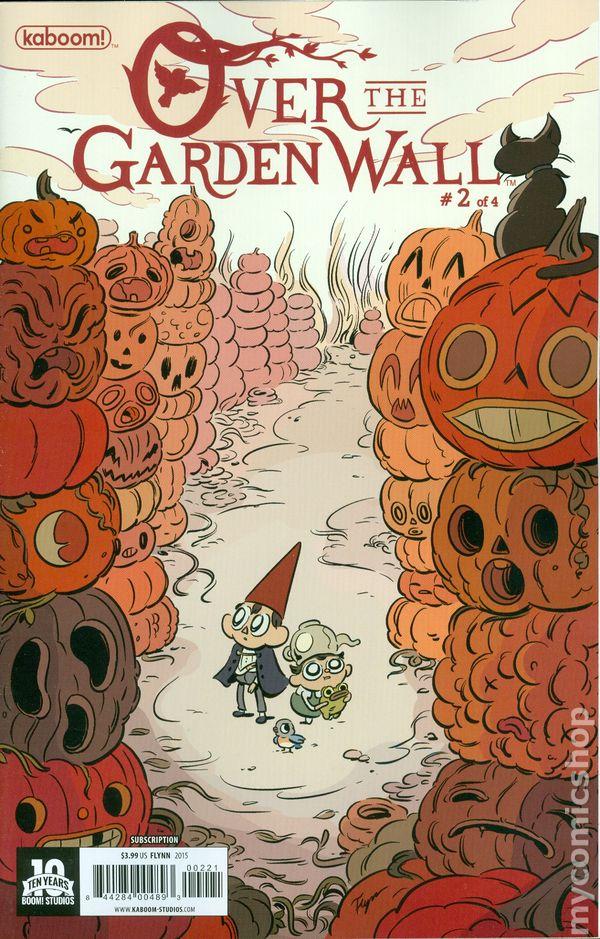 over the garden wall 2015 boom 2b - Over The Garden Wall Comic