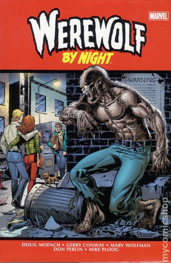 Werewolf by Night Omnibus HC #1A-1ST